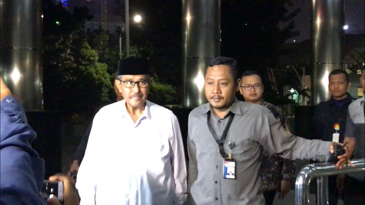 Terungkap, Bupati Bandung Barat Abu Bakar Berbohong Soal OTT KPK