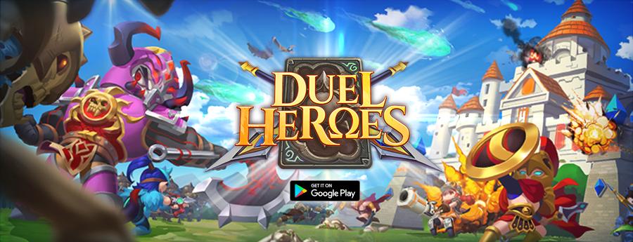 [Coming Soon] Duel Heroes