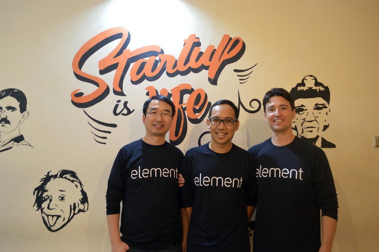 GDP & PTB Ventures Pimpin Pendanaan Startup Artificial Intelligence Element Inc