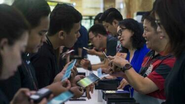 Generasi Milenial Jadi Pasar Masa Depan