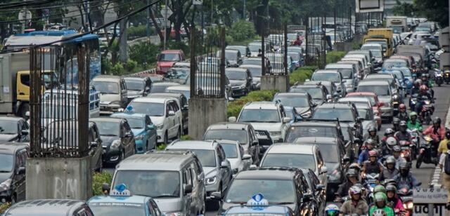 Solusi Kemacetan Era Sutiyoso, Ahok, hingga Anies