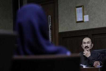 Fredrich Yunadi Merasa Diancam KPK