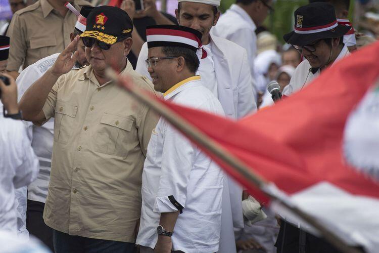 Syarat PKS Usung Prabowo di Pilpres 2019 Cawapres Harus Kadernya