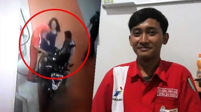 Sejumlah Ancaman Pidana 'Mengintip' Ibu-ibu yang Tampari Petugas SPBU Bekasi