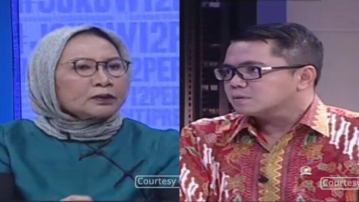 Debat Panas Ratna Sarumpaet Vs Arteria Dahlan soal Kinerja Jokowi