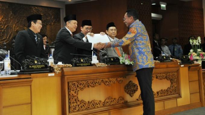 DPR Sahkan Peraturan Pengamanan Terpadu Kawasan Parlemen