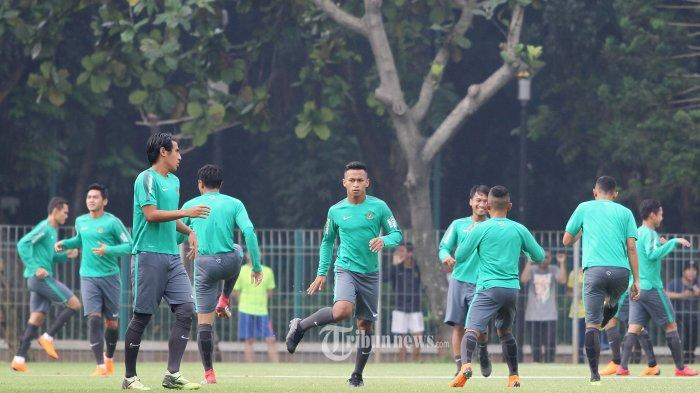 Peringkat Indonesia di FIFA 162 Sementara Malaysia 170