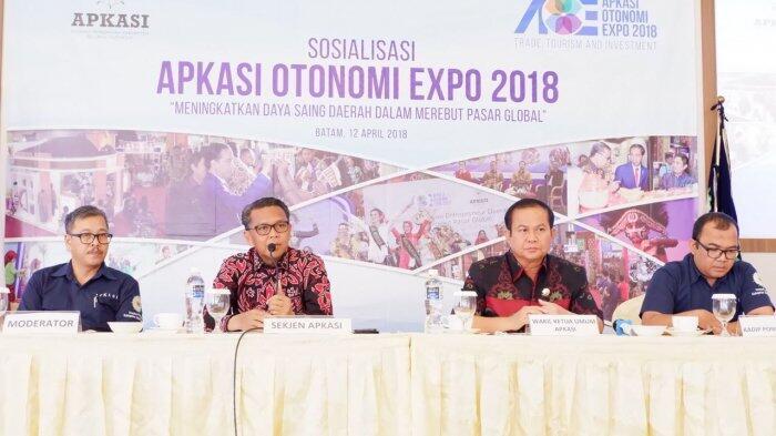 Apkasi Ajak Kabupaten Se-Indonesia Gaet Buyer dan Investor Luar Negeri