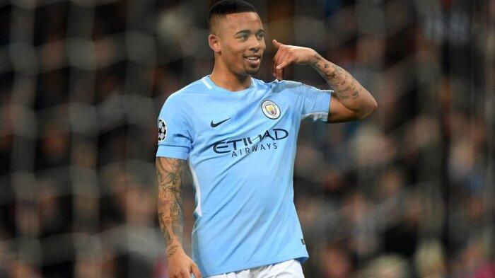 Manchester City Harus Fokus Ladeni Tottenham Hotspur kata Gabriel Jesus