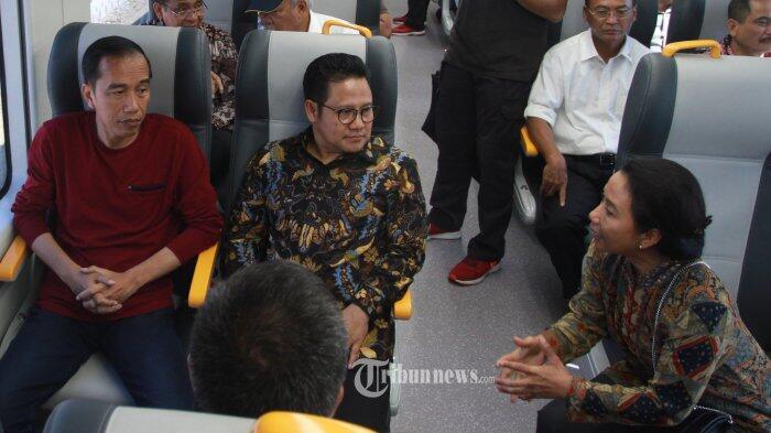 Cak Imin Ngaku Tetap Setia Jadi Cawapres Jokowi