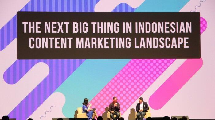 Eiger Berjaya di Indonesia Content Marketing Award 2018