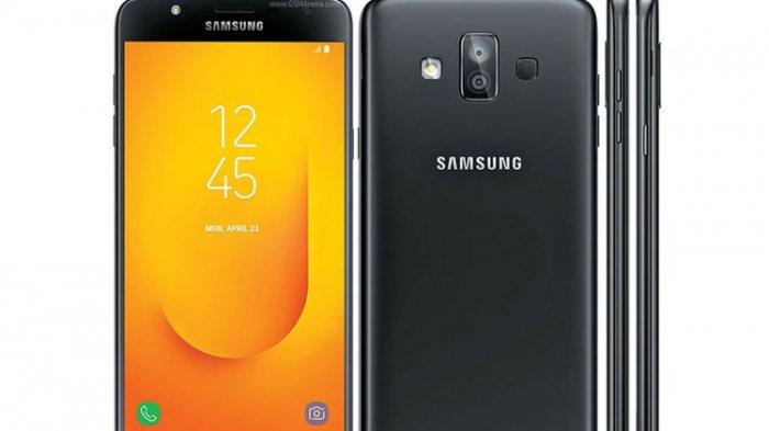 Galaxy J7 Duo dengan Kamera Ganda Resmi Diperkenalkan
