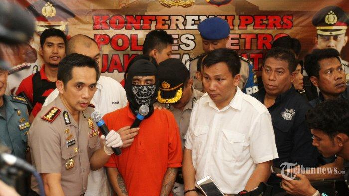 Pelaku Tusuk Purnawirawan TNI AL Demi Uang Rp 200 Ribu