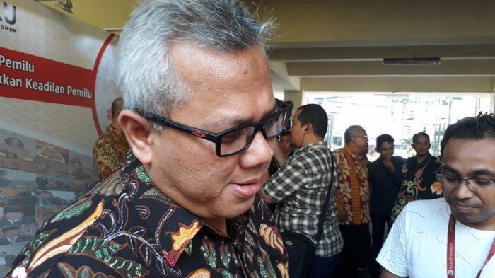 KPU Kecewa Majelis Hakim PTUN Terima Gugatan PKPI
