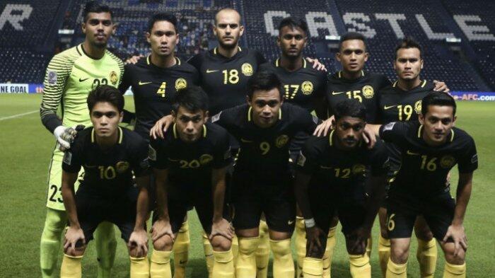 Peringkat FIFA Timnas Malaysia Naik Drastis Tapi Masih di Bawah Indonesia