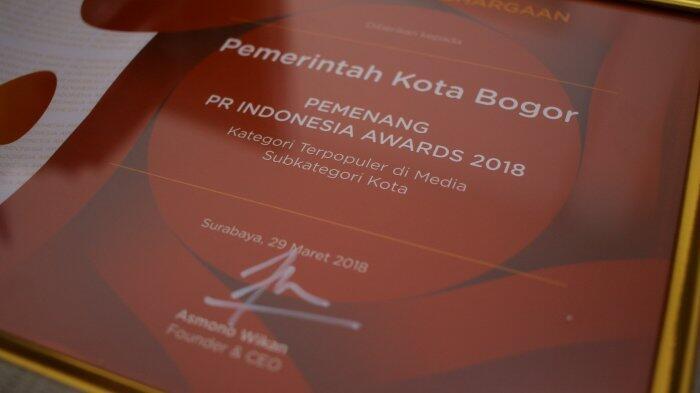 Selamat! Kota Bogor Jadi Terpopuler di Media Tahun 2017