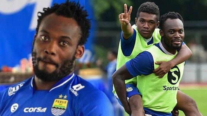 Gara-gara Persib Bandung, Kini Belum Ada Klub yang Menginginkan Michael Essien