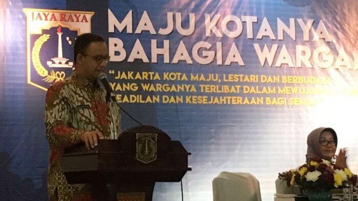 Gubernur Anies Pastikan Izin Usaha Sense Karaoke yang Digerebek BNN Akan Dicabut