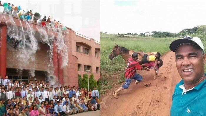 12 Foto Kocak Ini Diambil Beberapa Saat Sebelum Tragedi Terjadi, Lucu atau Nyesek?