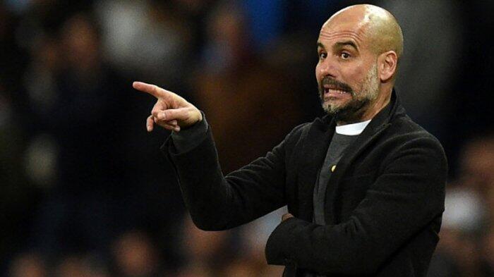 Pep Guardiola Bakal Kena Sanksi dari UEFA