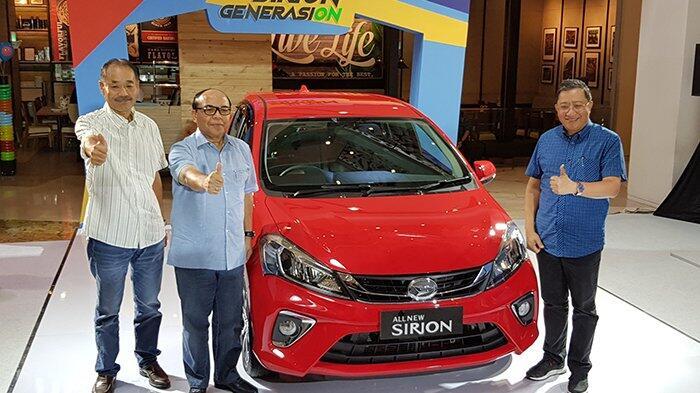 Penjualan Daihatsu Naik 10 Persen, Sigra Masih Dominan