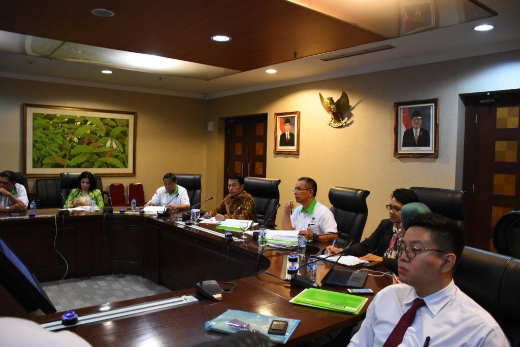 Asian Agriculture Food Forum Pacu Kemajuan Politik Pangan Nasional