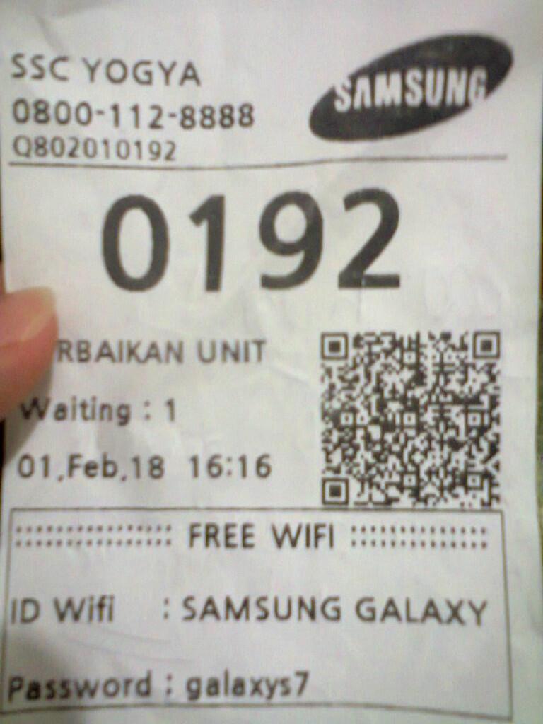 MOHON TANGGAPAN RUMAH PHONE SERVICE KARENA HP MALAH MATI TOTAL
