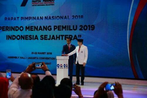 Teruji di Bidang Ekonomi, Hary Tanoe Dinilai Cocok Jadi Cawapres Jokowi