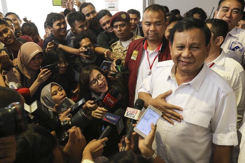 Video Viral Prabowo Telanjang Dada Bikin Warganet Gagal Fokus
