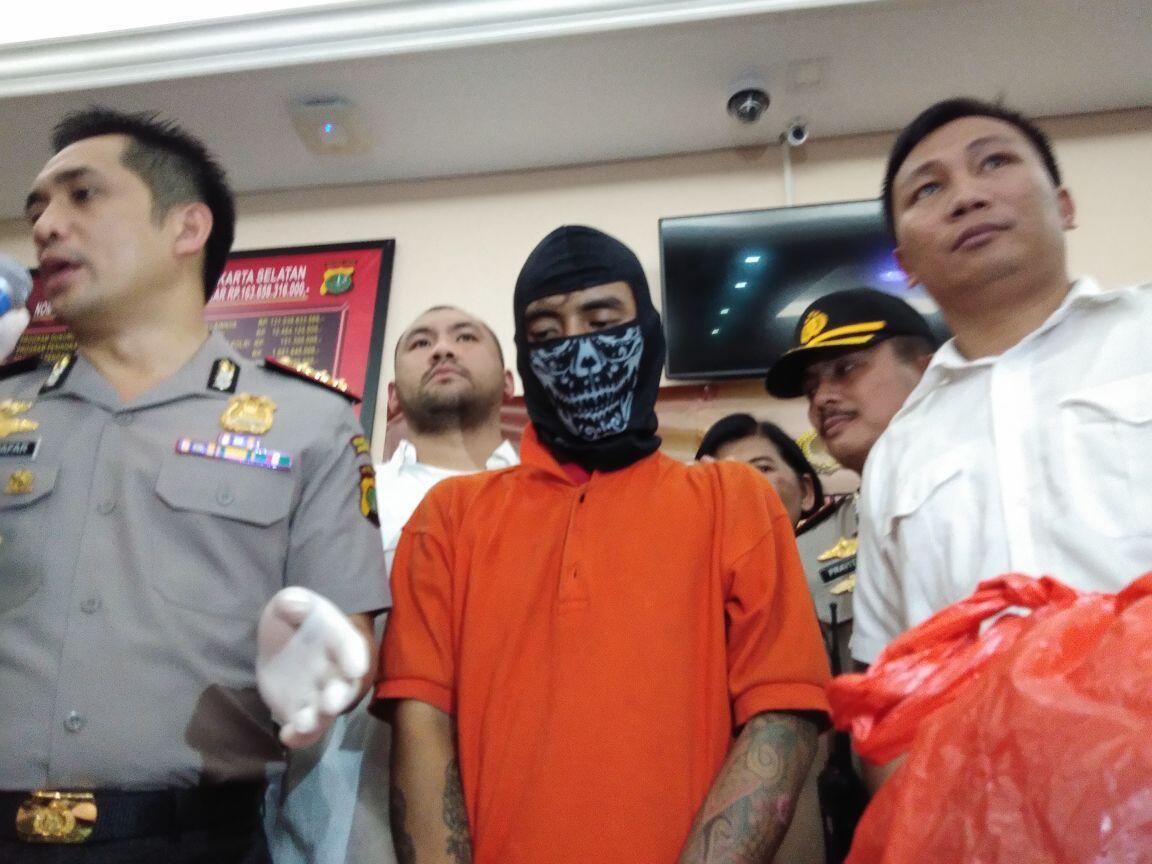 Begini Kronologi Penangkapan Pembunuh Pensiunan TNI AL di Pondok Labu