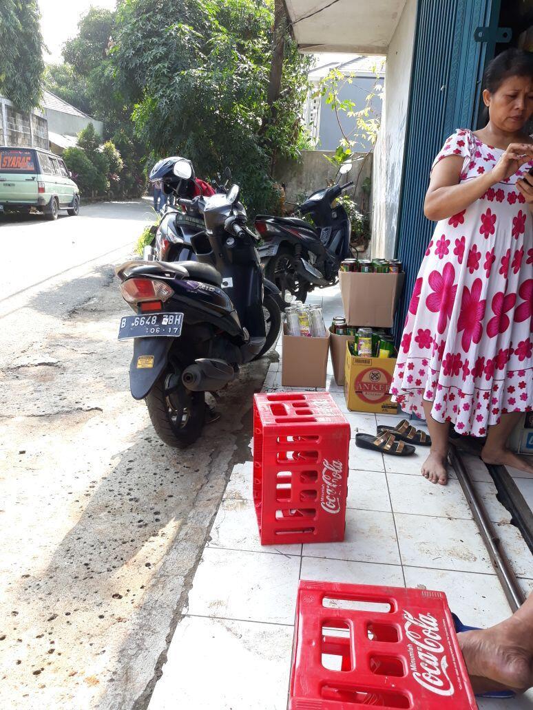 Minum Miras 3 Hari tanpa Berhenti, 2 Sekuriti Tewas di Ciputat