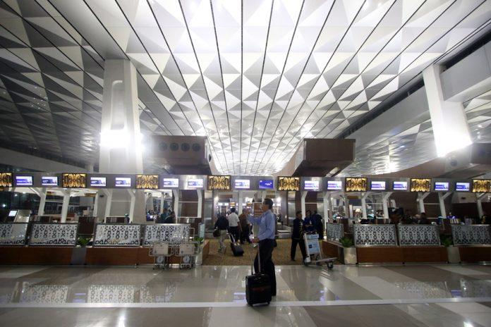 Bandara Soekarno-Hatta Masuk Daftar 20 Bandara Terpadat di Dunia