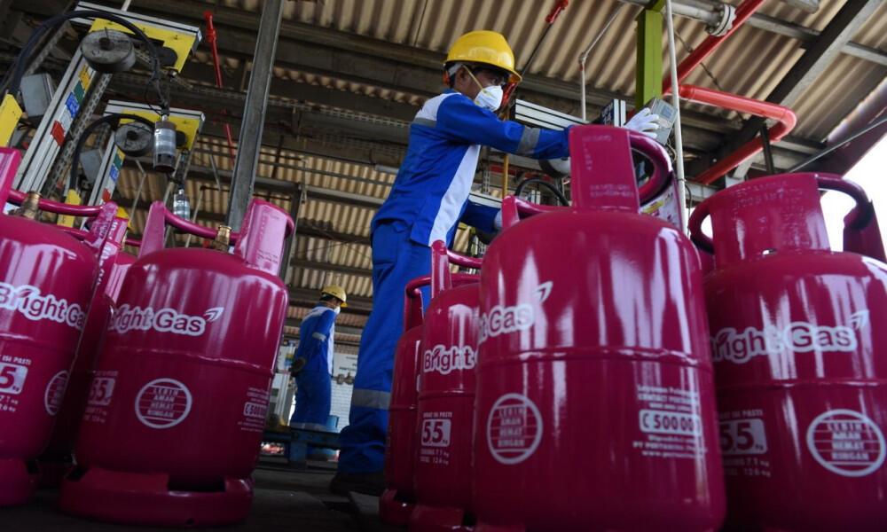 Konsumen Meningkat, Pertamina Berikan Promo Harga Bright Gas