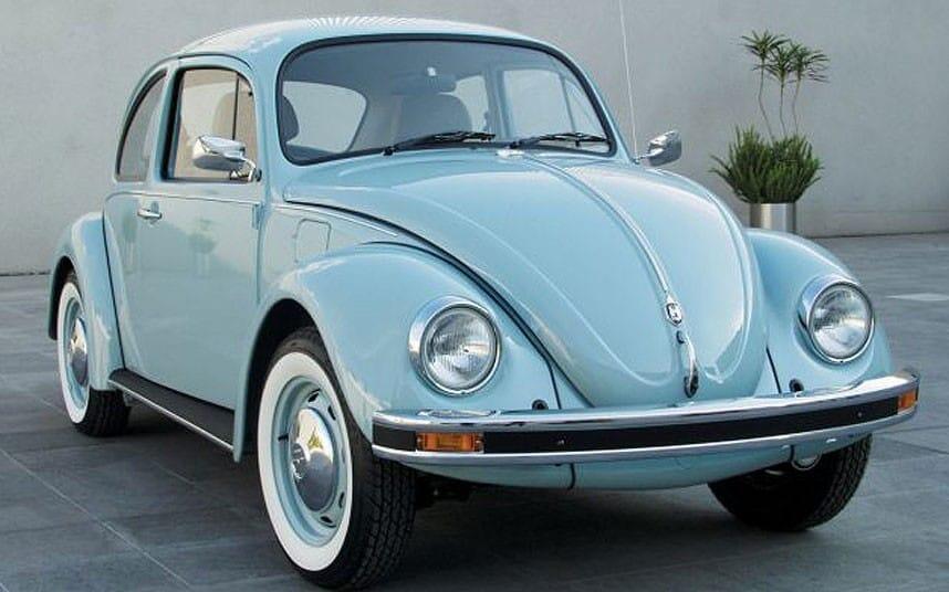 Nah Ini Dia Gan, Intip Dulu Fakta dan Sejarah Mobil Unik VW 'Kodok'