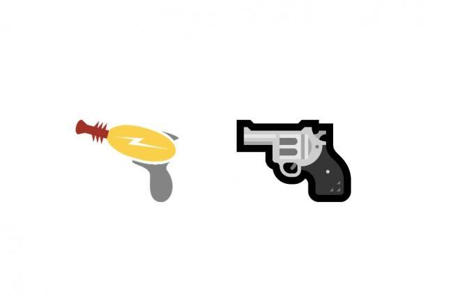Inilah Mengapa Perubahan Ikon Pistol Bikin Agan-Sistah Bingung