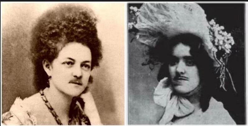 """Kisah """"MADAME MOUSTACHE"""" Wanita CANTIK berkumis dan Penjudi legendaris BLACKJACK"""