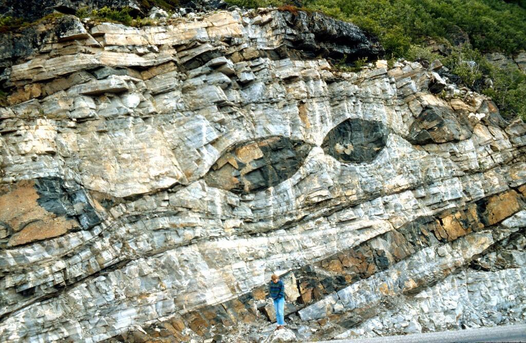 Geologi: Struktur Primer & Sekunder