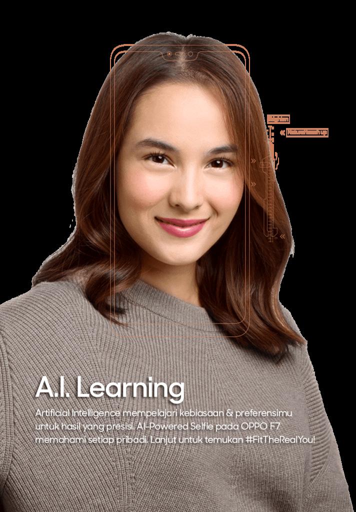 Teknologi AI di OPPO terbaru, Beneran Bukan Cuma Buat Selfie?