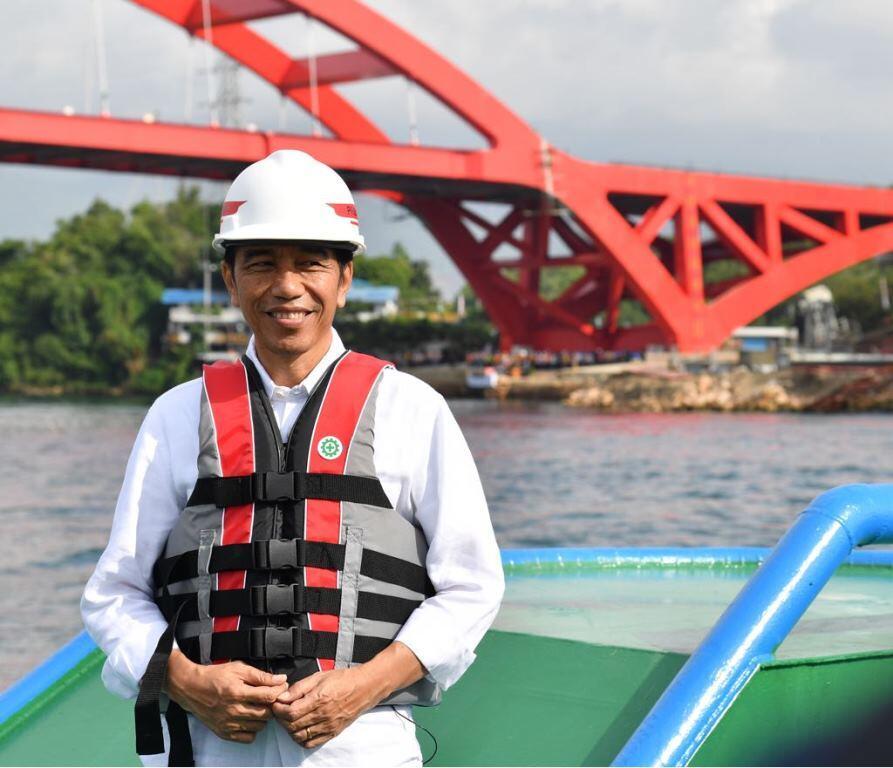 Jokowi: Trans Papua Hapus Keterbatasan Akses