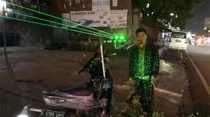 Fungsi Laser Yang Terkadang Di Jual Di Jalanan