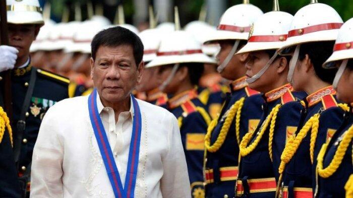 Rodrigo Duterte Ancam Jaksa ICC Jika Melakukan Aktivitas di Filipina