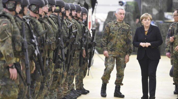 Soal Suriah, Jerman Siap Bantu Tapi Bukan Militer
