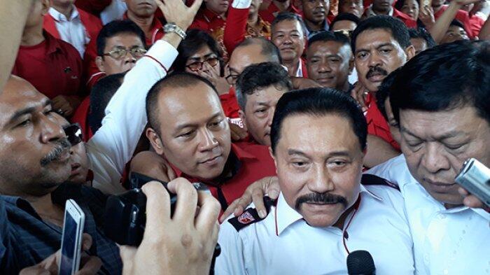 Hendropriyono Ungkap Calon Penerus Ketua Umum PKPI