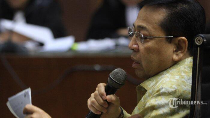 Setya Novanto Menolak Jika Harus Menanggung Jam Richard Mille, Ini Alasannya