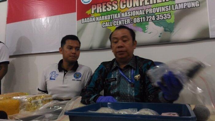 Dua Pengedar Sabu Tewas Setelah Adu Tembak dengan Petugas BNNP Lampung