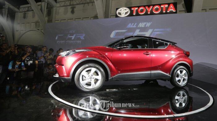 Cek Skema Kredit Toyota C-HR, Setoran Bulanan Mulai Rp 7 Jutaan