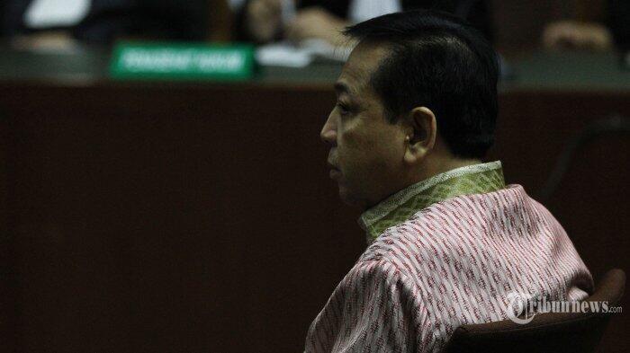 Setya Novanto Mohon Pencabutan Hak Politiknya Dikesampingkan
