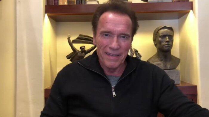 Kondisi Arnold Schwarzenegger setelah Jalani Operasi Jantung