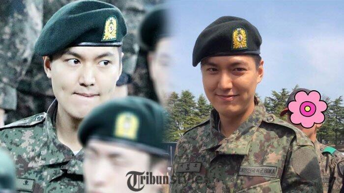 Ganteng Parah, Ini 6 Foto Lee Min Ho Saat Upacara Kelulusan Setelah Pelatihan Militer