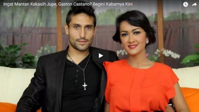 Gaston Castano Ziarah ke Makam Julia Perez, Unggahan Ibu Jupe Sebelumnya Buat Sedih